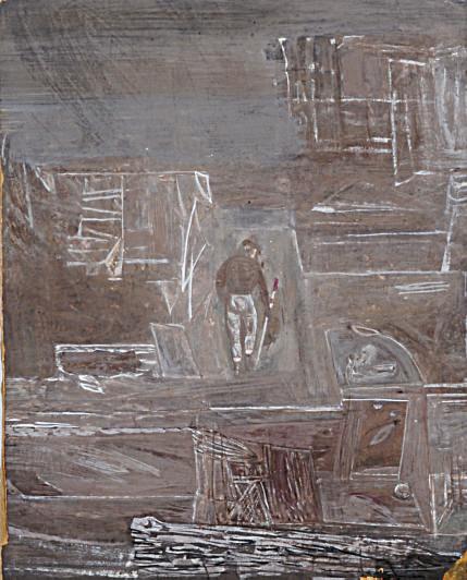Mark Tobey (American, 1890-197