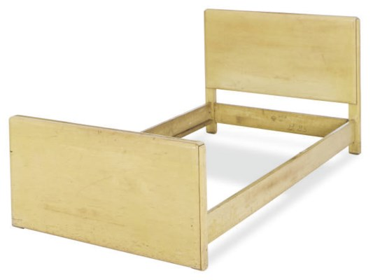 A PAIR OF MAPLE 'MODERN LIVING