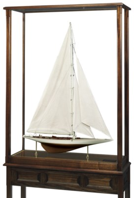 A Large Model Of The 1934 Amer