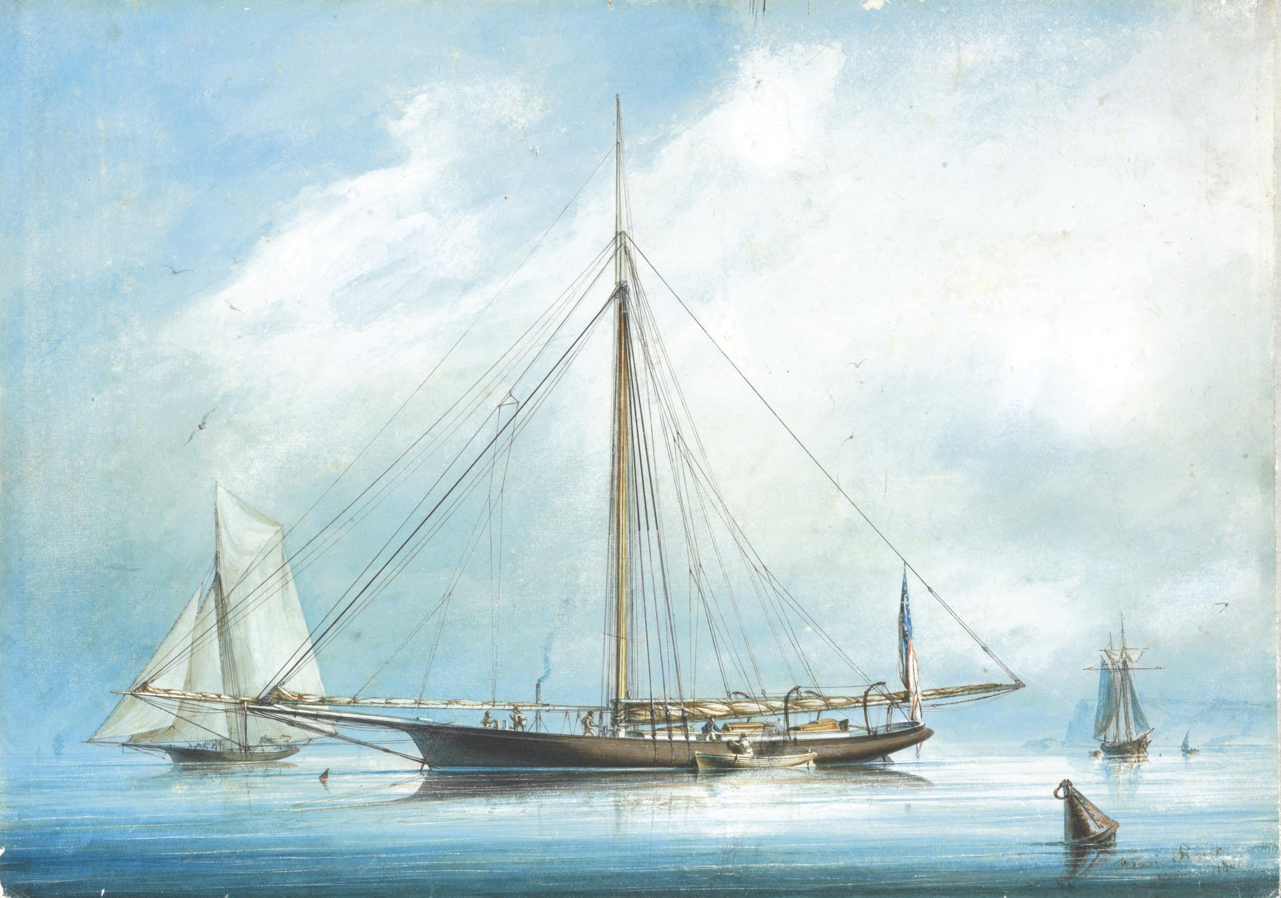Francois Illas New Tradition: Francois-Joseph-Frederic Roux (French, 1805-1870