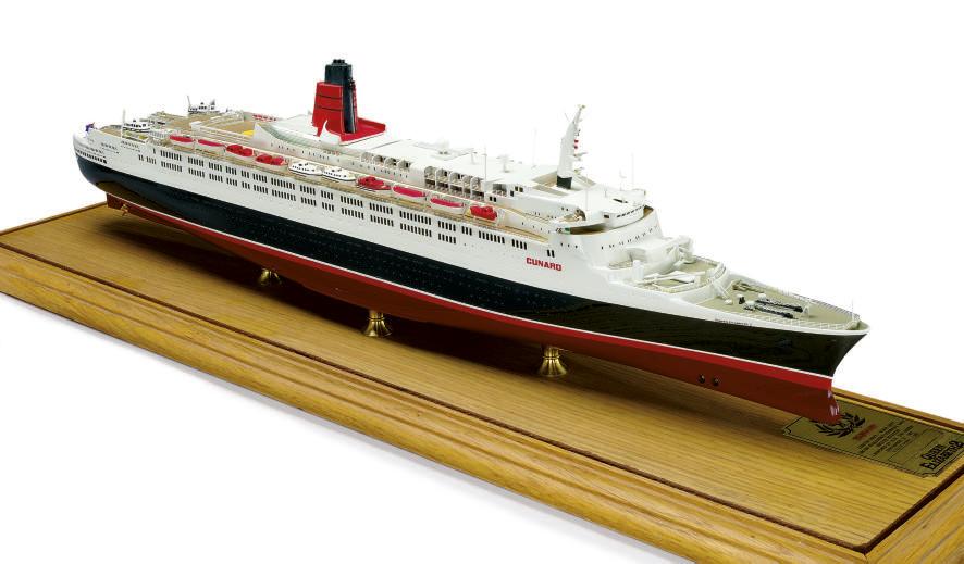 An exhibition standard model o
