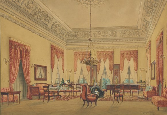 J. Pozzana, 1830-1840