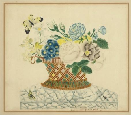 C.A. Stillwagon, Dated 1833