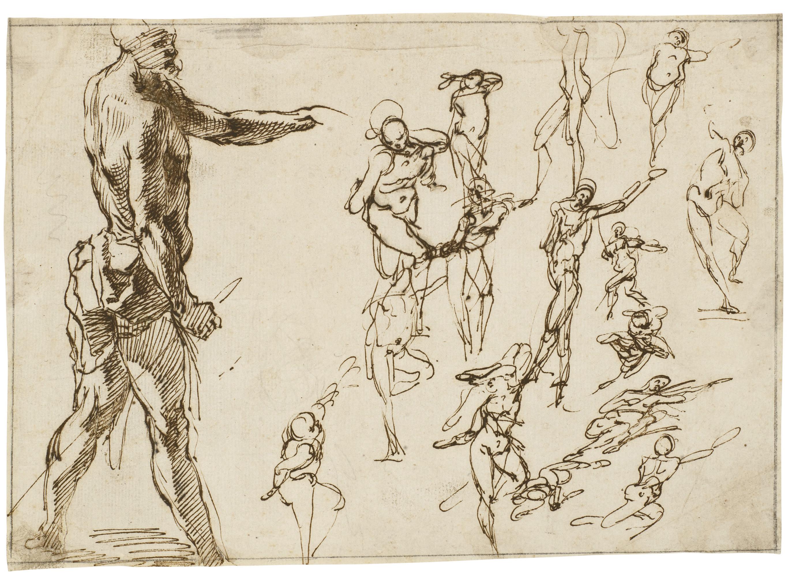 AGOSTINO CARRACCI (BOLOGNA 1557-1602 PARMA)