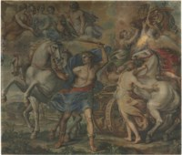 Apollo and the chariot of the Sun