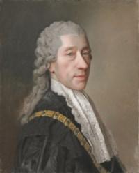Portrait of Count Wenzel Anton Kaunitz, bust-length
