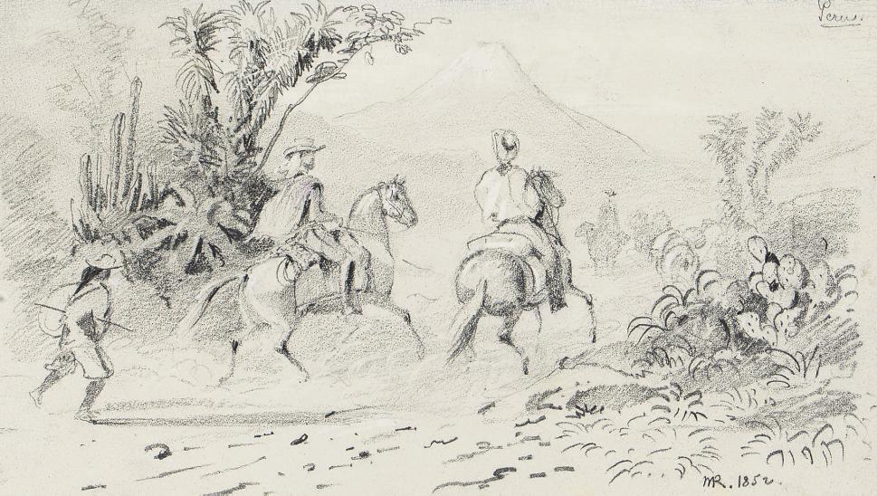 Moritz Rugendas (Augsburg 1802