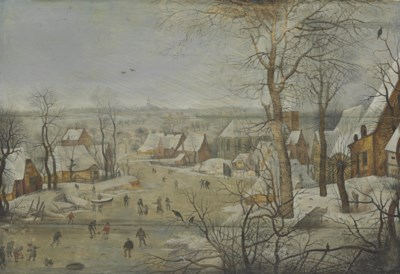 Pieter Brueghel II Brussels 15