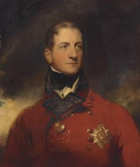Portrait of General Sir Galbraith Lowry Cole, G.C.B., half-length, in military uniform