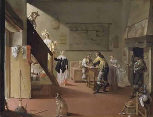 Jacob Duck Utrecht c. 1600-166
