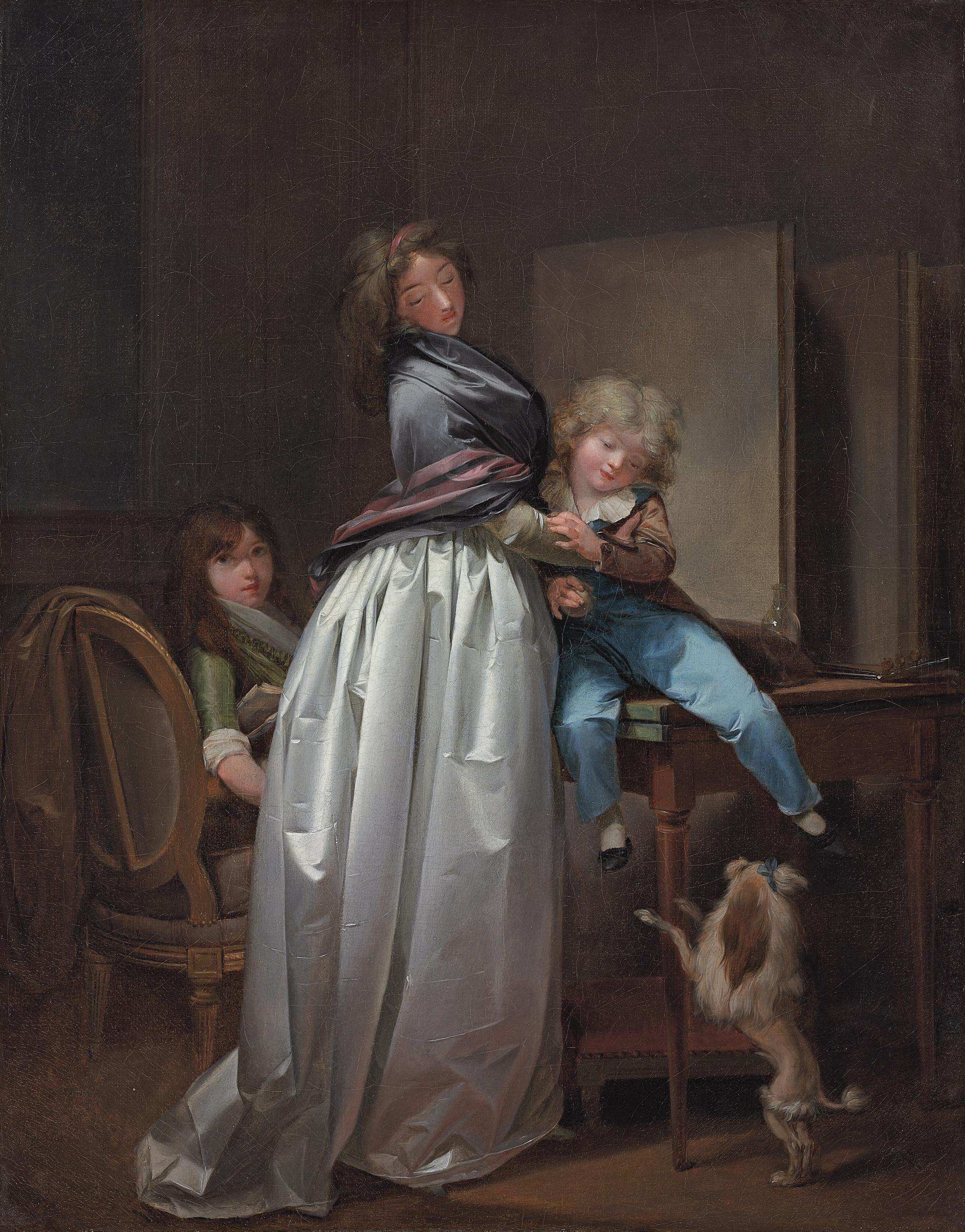 Louis-Léopold Boilly La Bassé