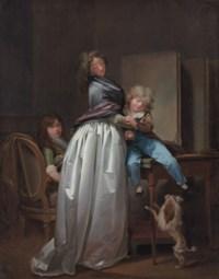 'La Jeune Mère' (The Young Mother)