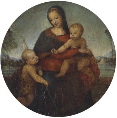 A Perugian Follower of Raphael