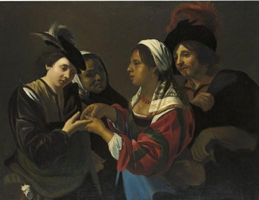 French 17th-Century Follower o