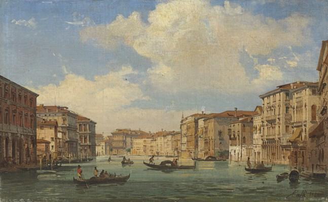 Ippolito Caffi Belluno 1809-18