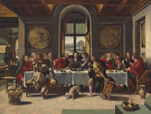Pieter Coecke van Aelst and St