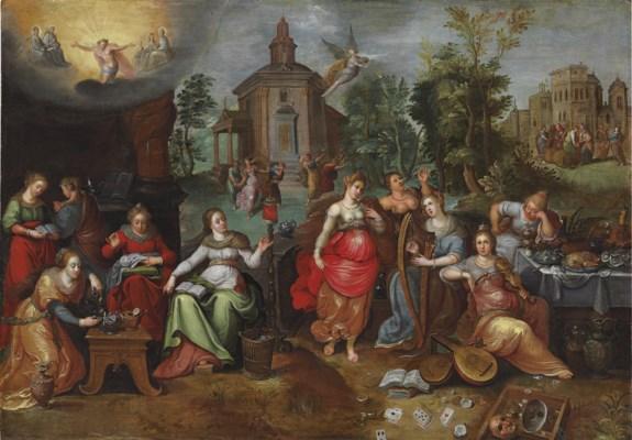 Pieter Lisaert active Antwerp,