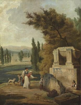 Hubert Robert Paris 1733-1808