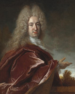 Nicolas de Largillierre Paris