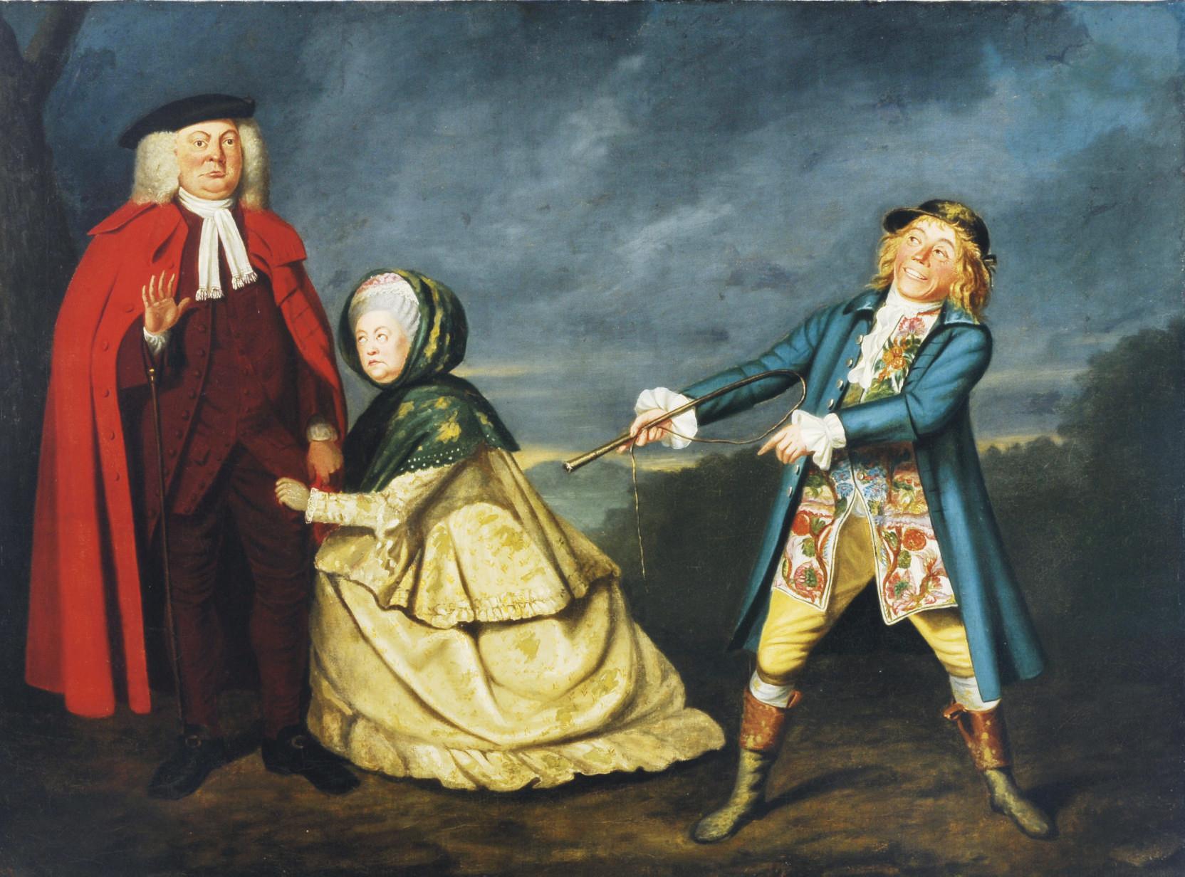 Thomas Parkinson British 1744-