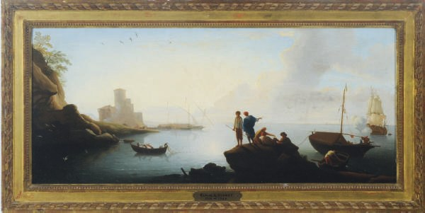 Follower of Claude Joseph Vern