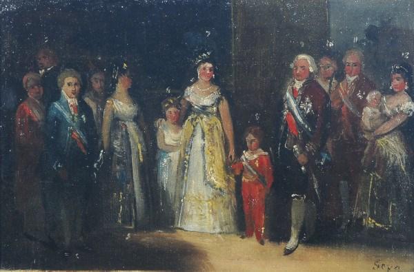 After Francisco de Goya
