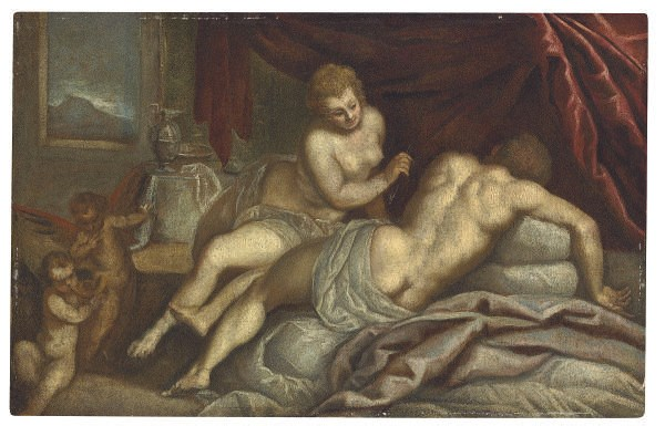 Attributed to Jacopo Palma, ca