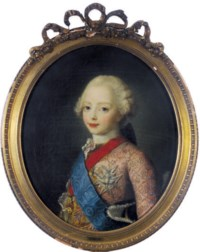 Portrait of a young nobleman