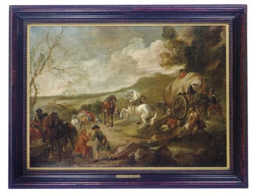 Follower of Pieter van Bloemen