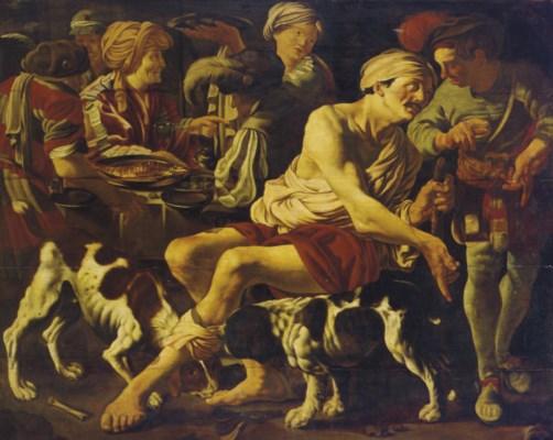 After Hendrik ter Brugghen