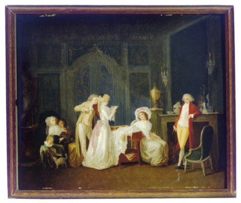 Circle of Jean-Baptiste Mallet