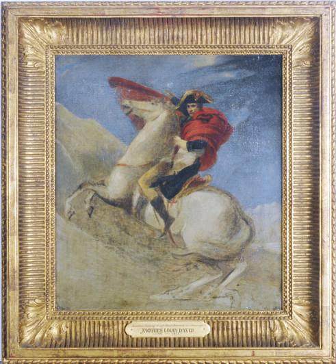 After Jacques Louis David