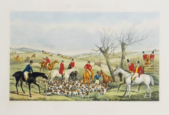 After Henry Alken (1785-1851)