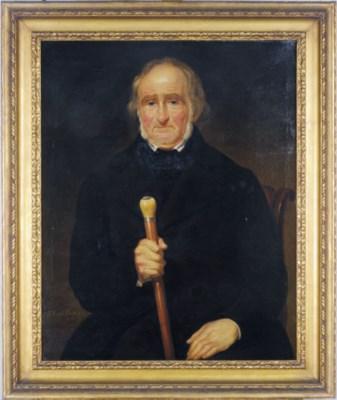 J.C. de Vries (Dutch, 19th Cen