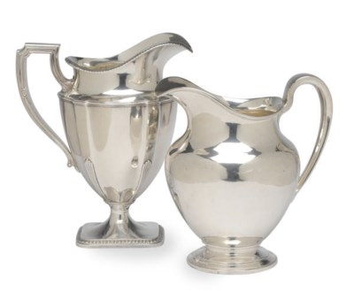 TWO AMERICAN SILVER WATER PITC