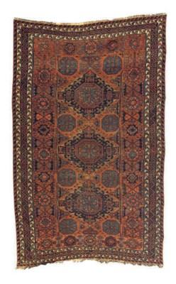 A SOUMAC CARPET,
