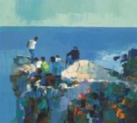 Blue Rocks in Capri