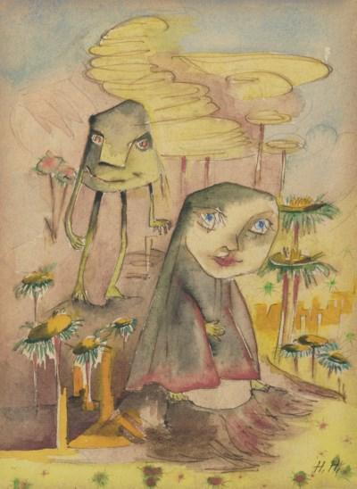 Hannah Hoch (1889-1979)