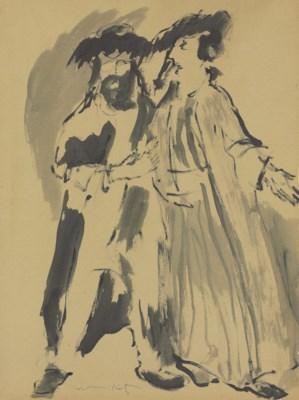 Mane-Katz (1894-1962)