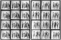 Sie Kommen (Dressed) and (Naked), 1981