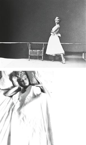 Marilyn Monroe, c. 1960-1962