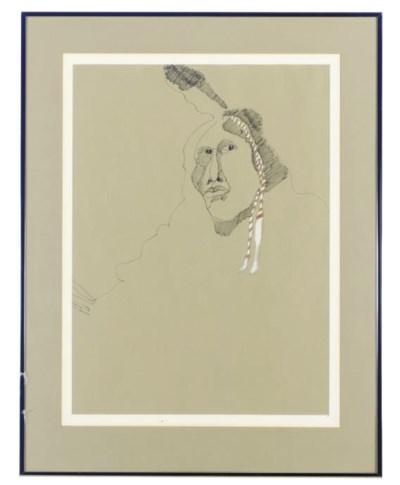 Fritz Scholder (American, 1937