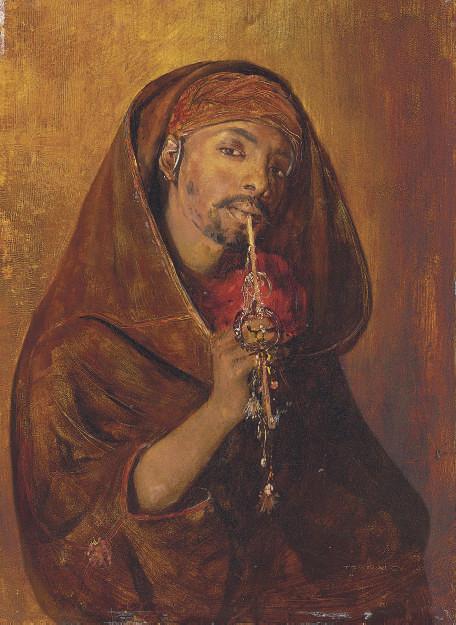 The Moorish Smoker
