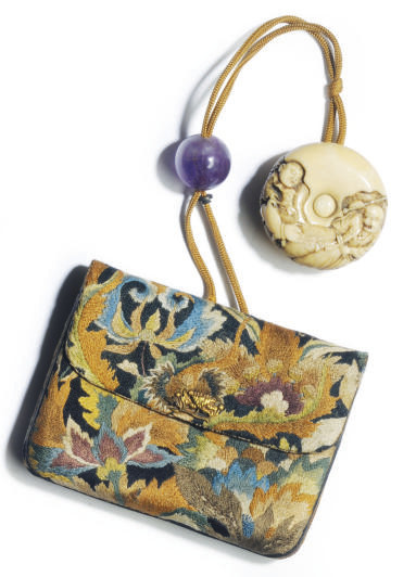 A JAPANESE TAPESTRY TOBACCO CA