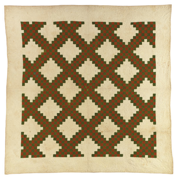 A PIECED AND QUILTED COTTON CO
