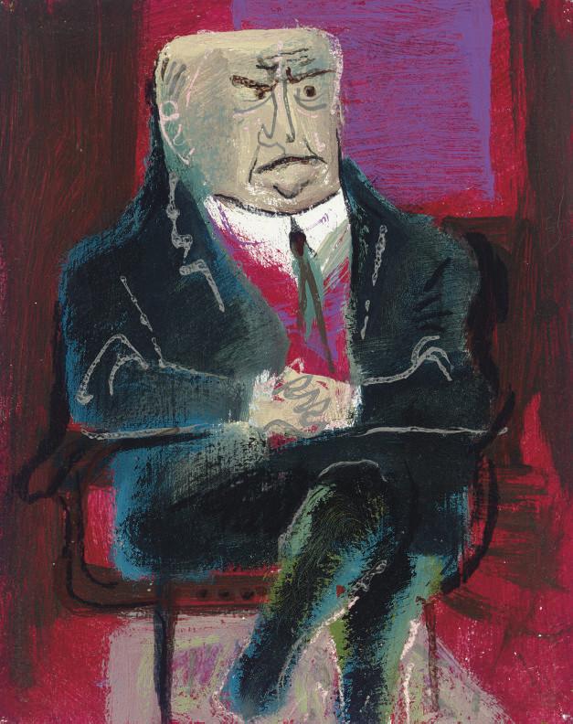William Gropper (1897-1977)