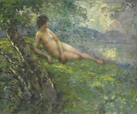 Lillian Mathilde Genth (1876-1