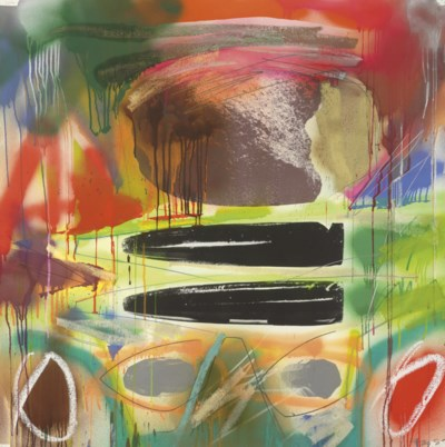 Michael Heizer (b. 1944)
