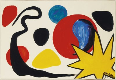 Alexander Calder (American, 18