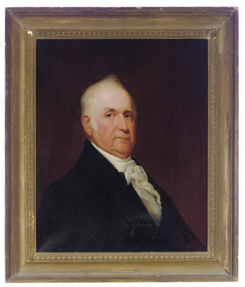 James Frothingham (AMERICAN, 1786-1864)